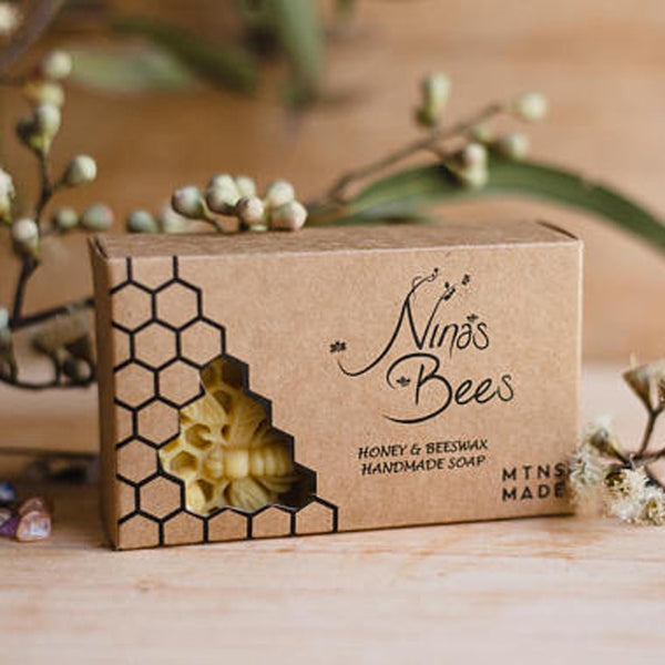 Natural Beeswax Soap Melbourne