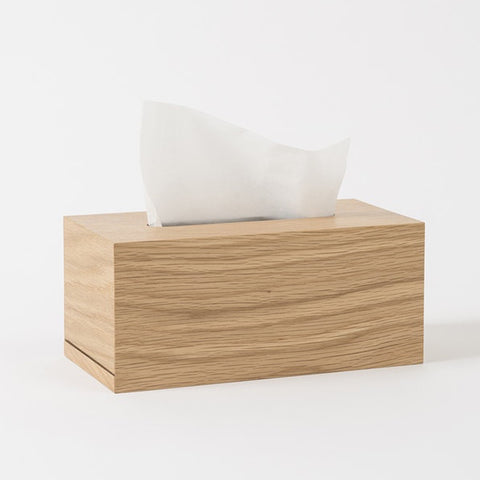 Citta Oku Tissue Box Natural Melbourne