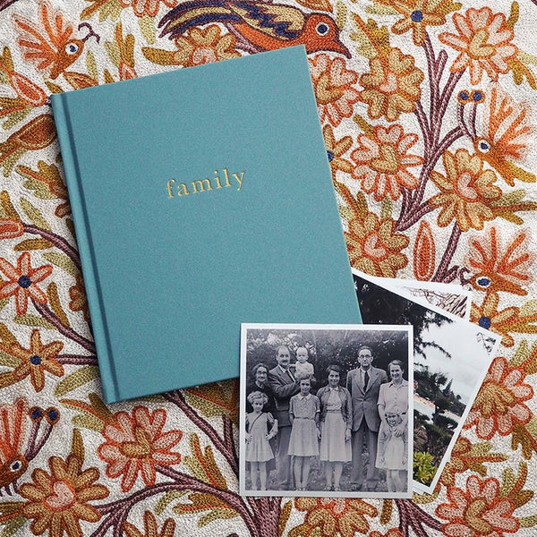 Write To Me Family - Our Family Book