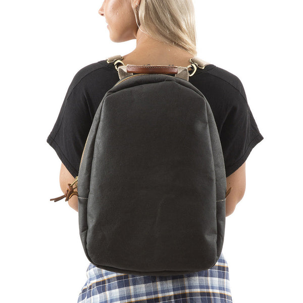 Uashmama Backpack Black
