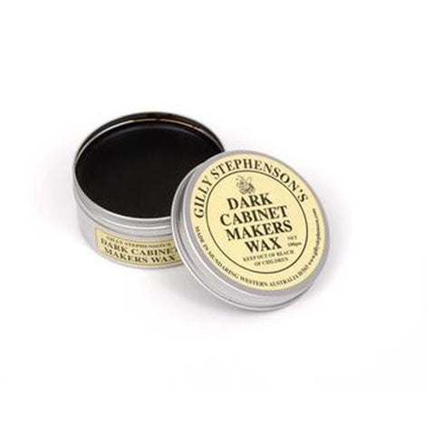Gilly Stephenson's Cabinet Makers Wax Dark