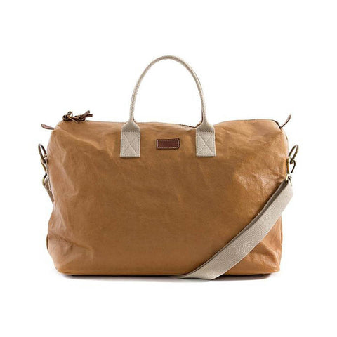 Uashmama Weekend Bag Camel Pre Order 6-8 weeks