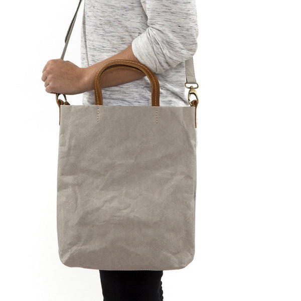 Uashmama Shoulder Tote Grey