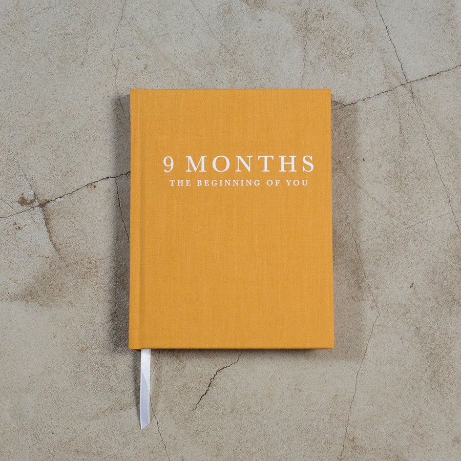 Write To Me 9 Months Journal