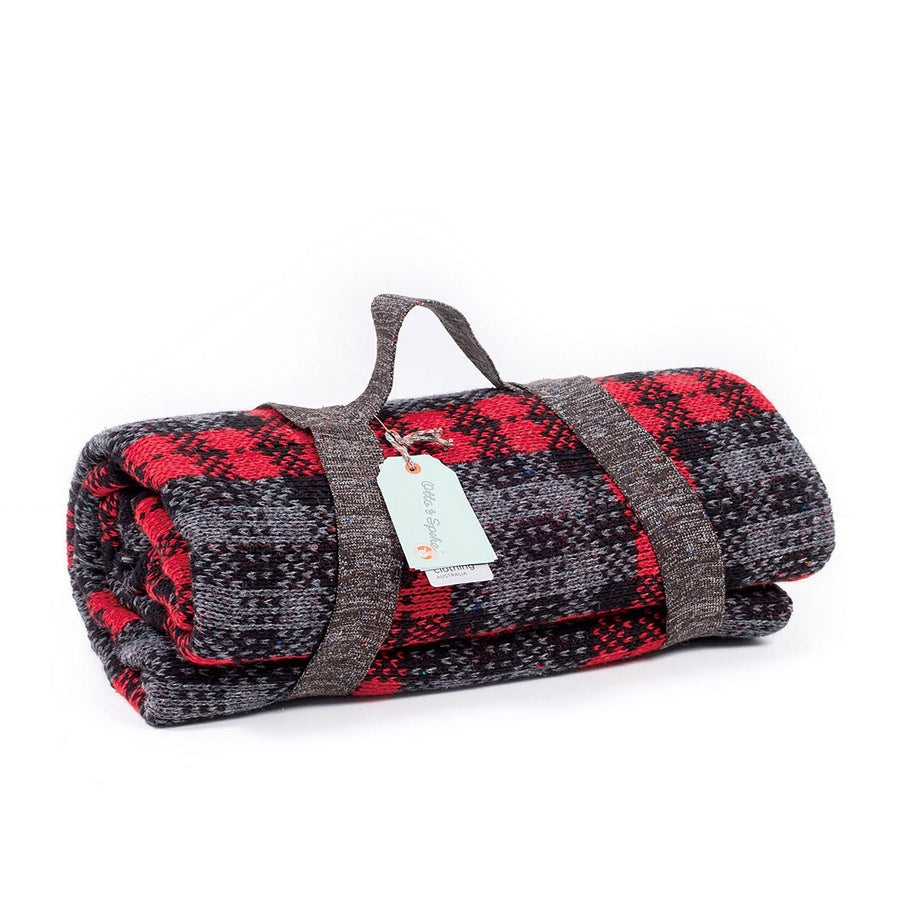 Otto & Spike Picnic Blanket