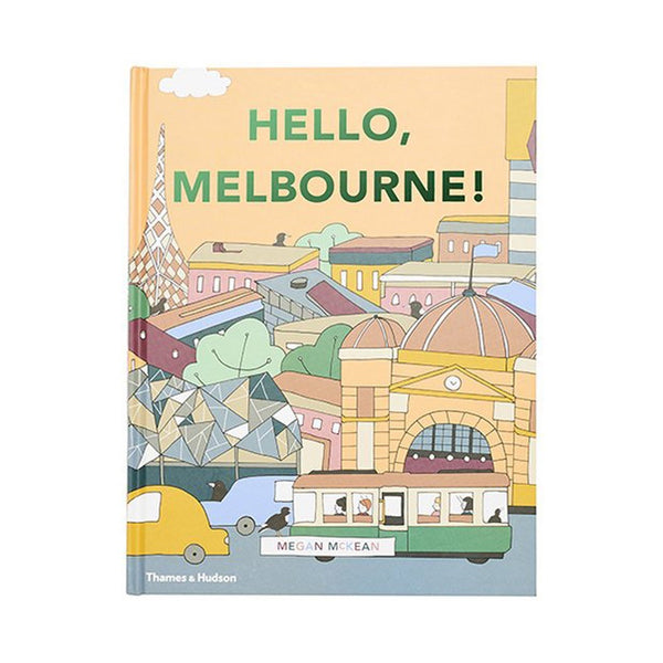 Melbourne Picture Book