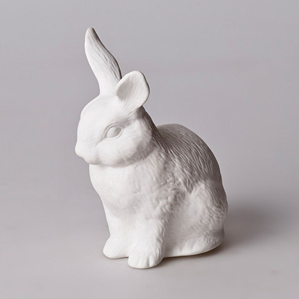 Bone China Lamp - Small Bunny Rabbit