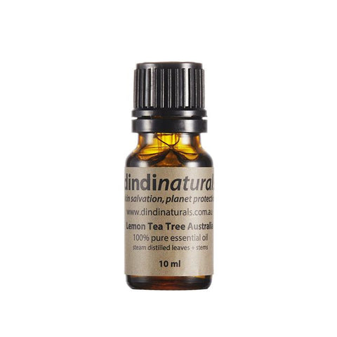 Dindi Naturals Lemon Tea Tree Essential Oil 10ml