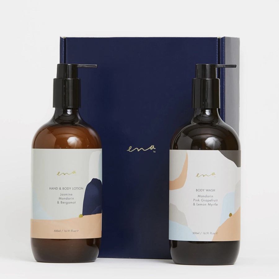 Ena Signature Gift Box - Citrus Body Spa
