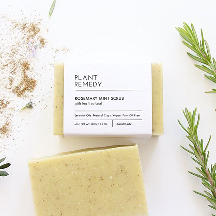 Plant Remedy Rosemary Mint Soap