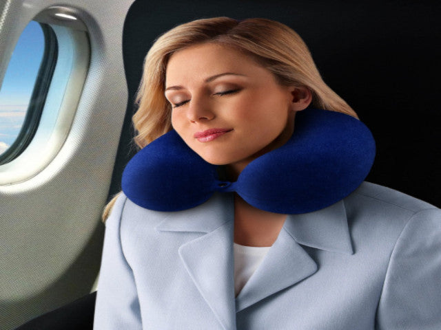 The Princess & The Chickpea Travel Pillow