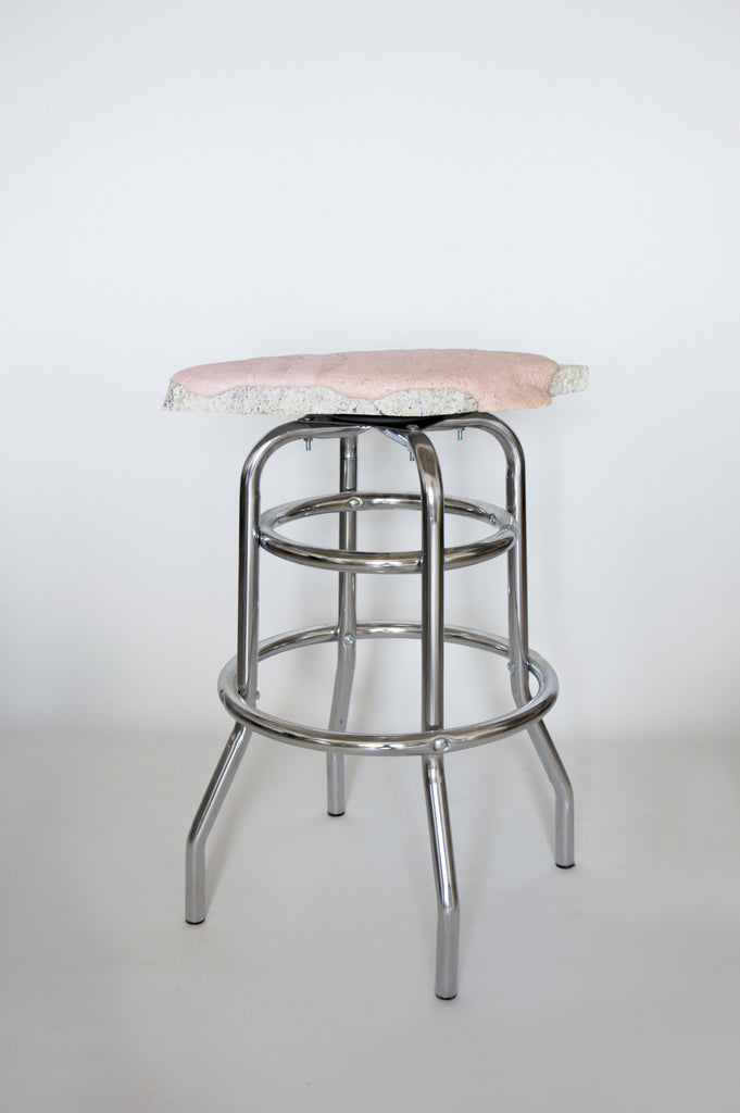 Drunk Tank Pink Bar Stool