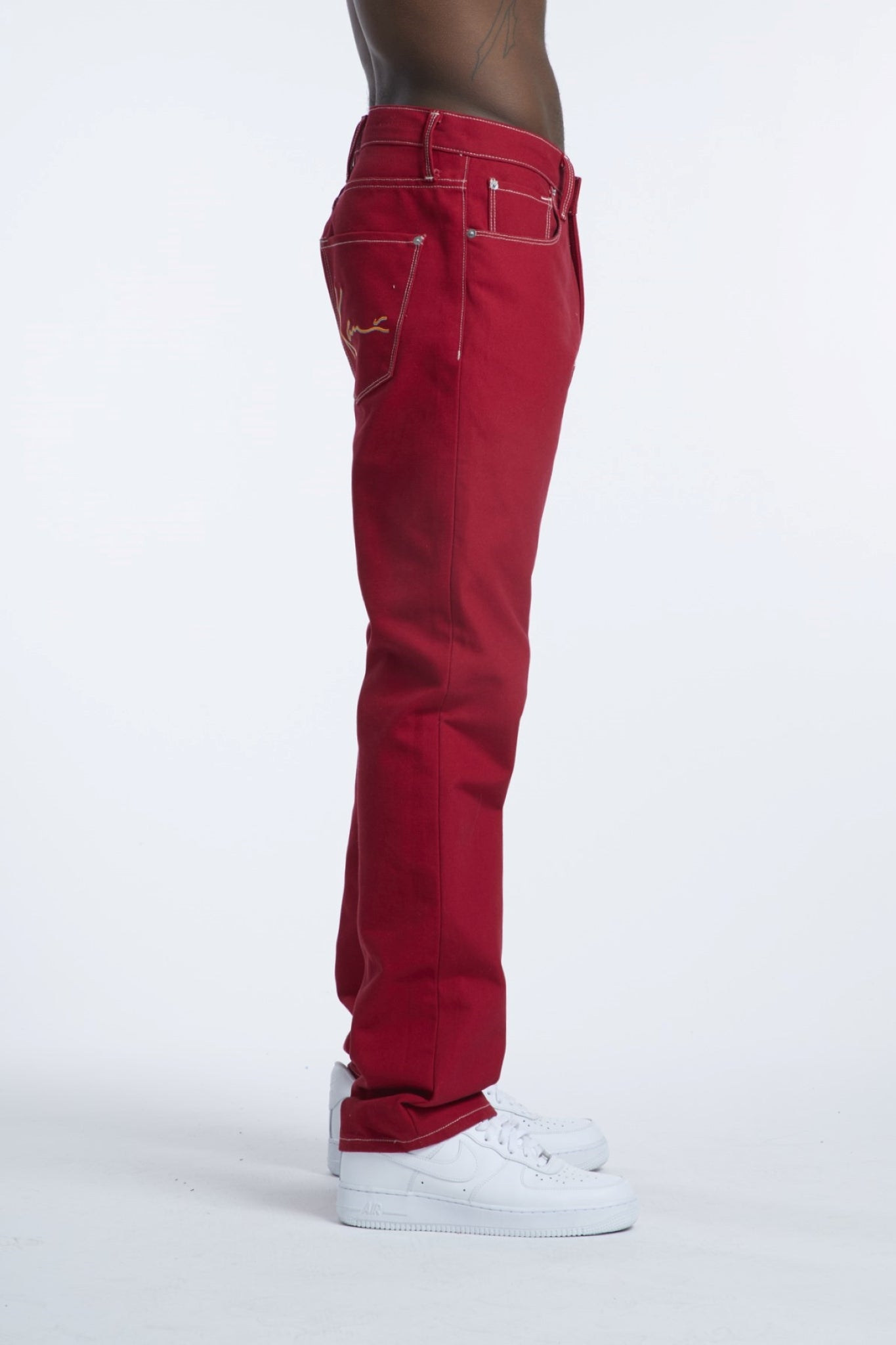 Pac Denim (Red)