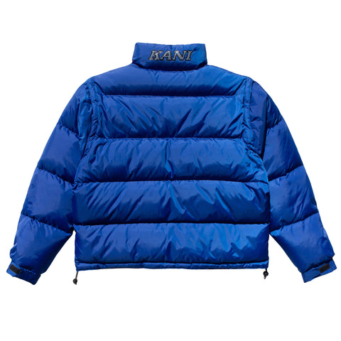 Kani Bubble Coat (Blue)