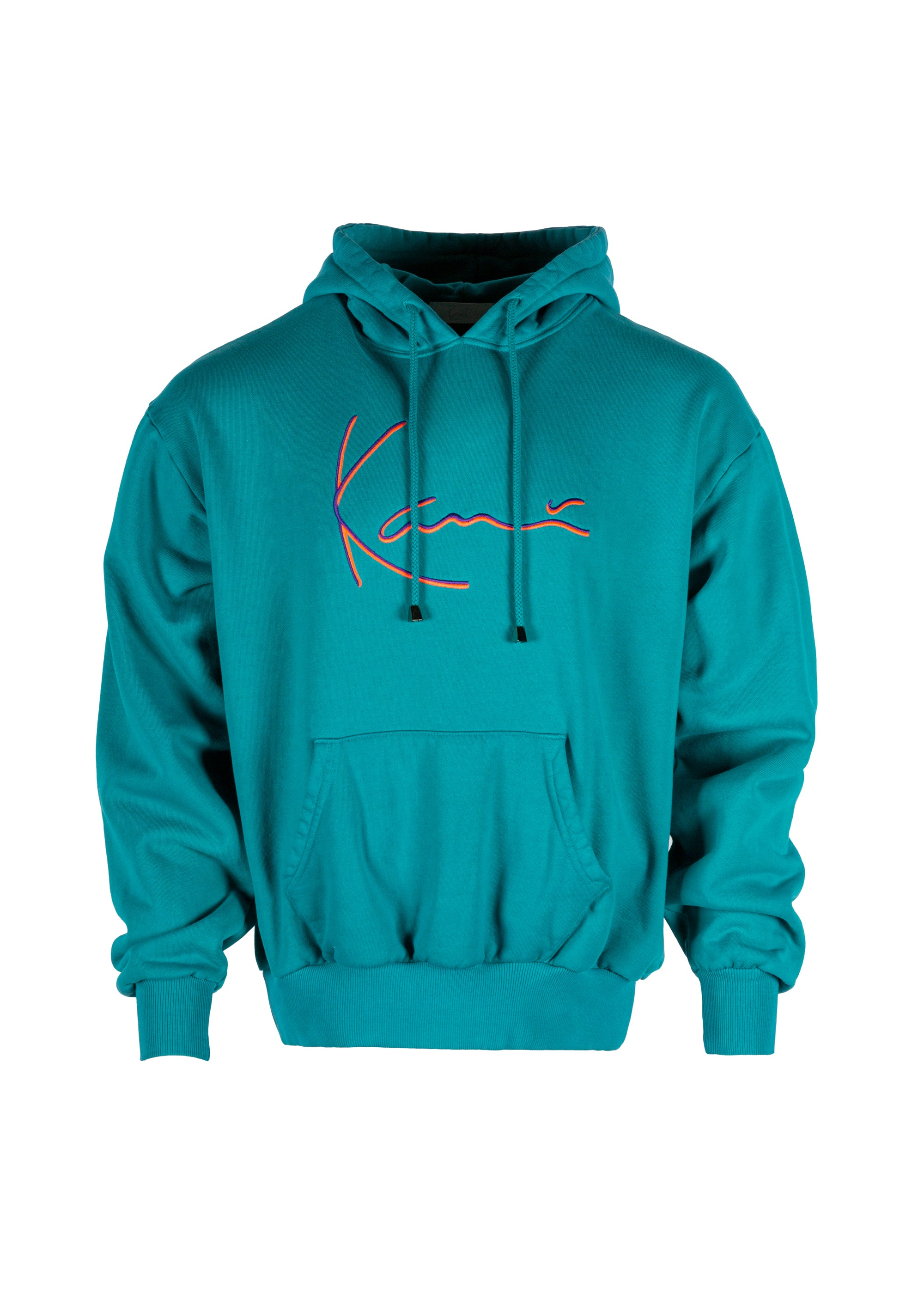 Hit Em Up Hoodie Teal