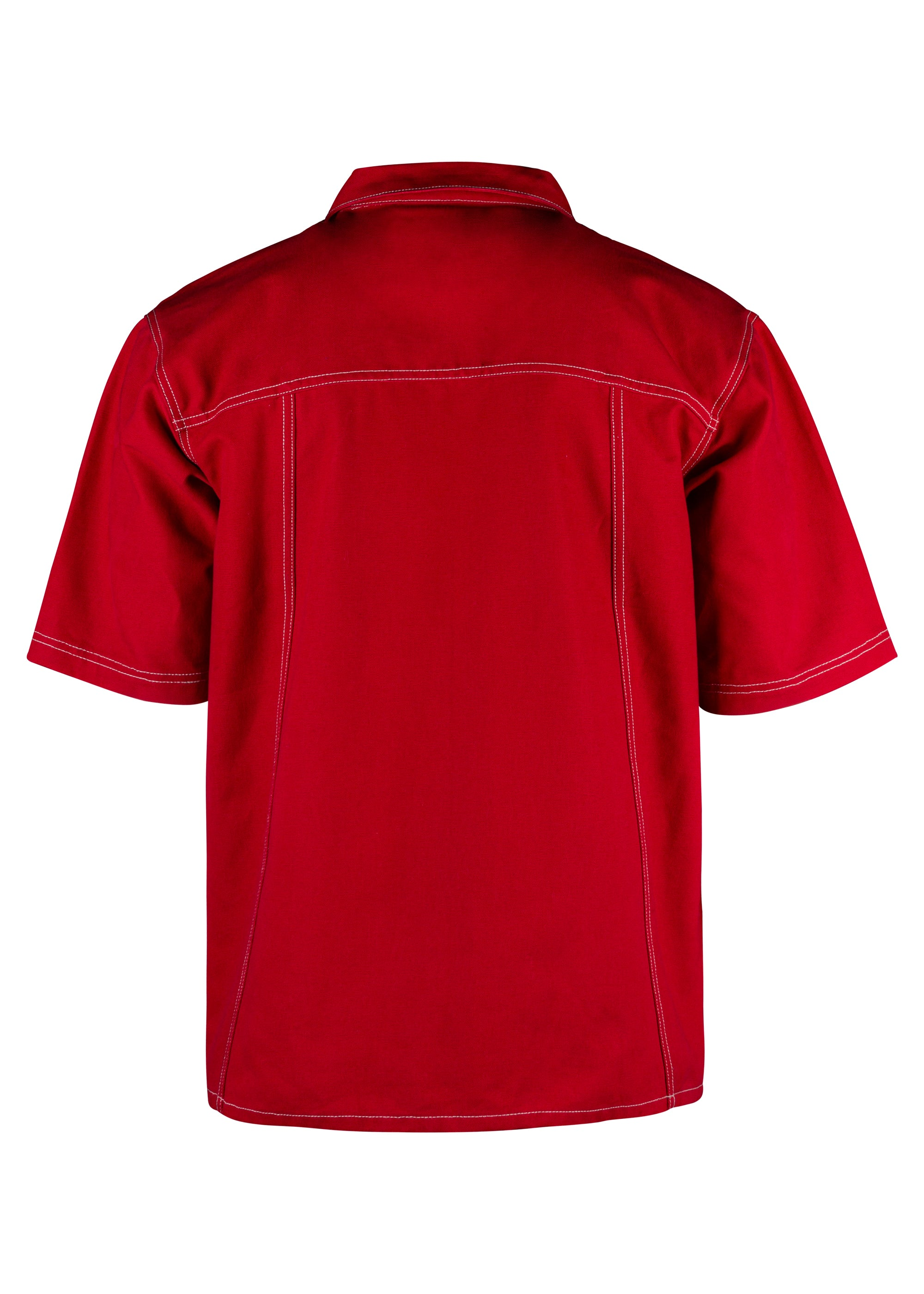 Untouchable Short Sleeve (Red)
