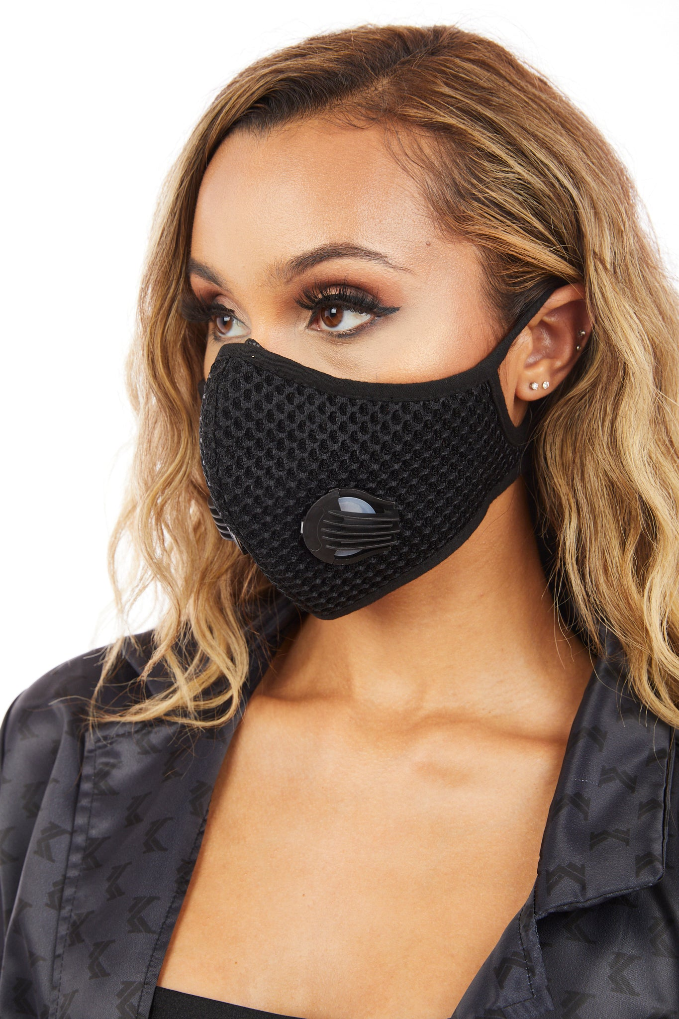Womens Face Mask (Black)