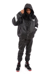Leo Windbreaker (Black)