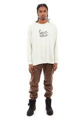 Kingston Long Sleeve T-Shirt (Icicle)
