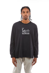 Kingston Long Sleeve T-Shirt (Black)