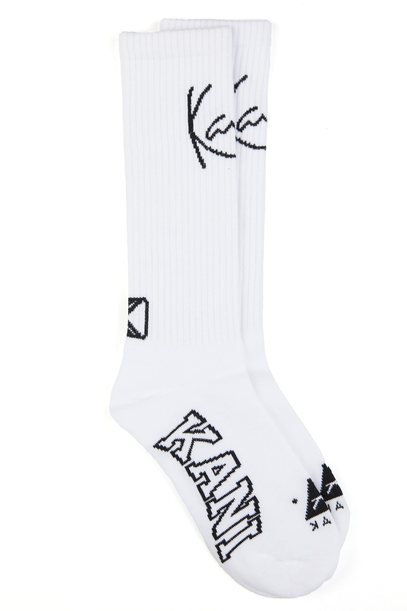 Signature Socks (White)