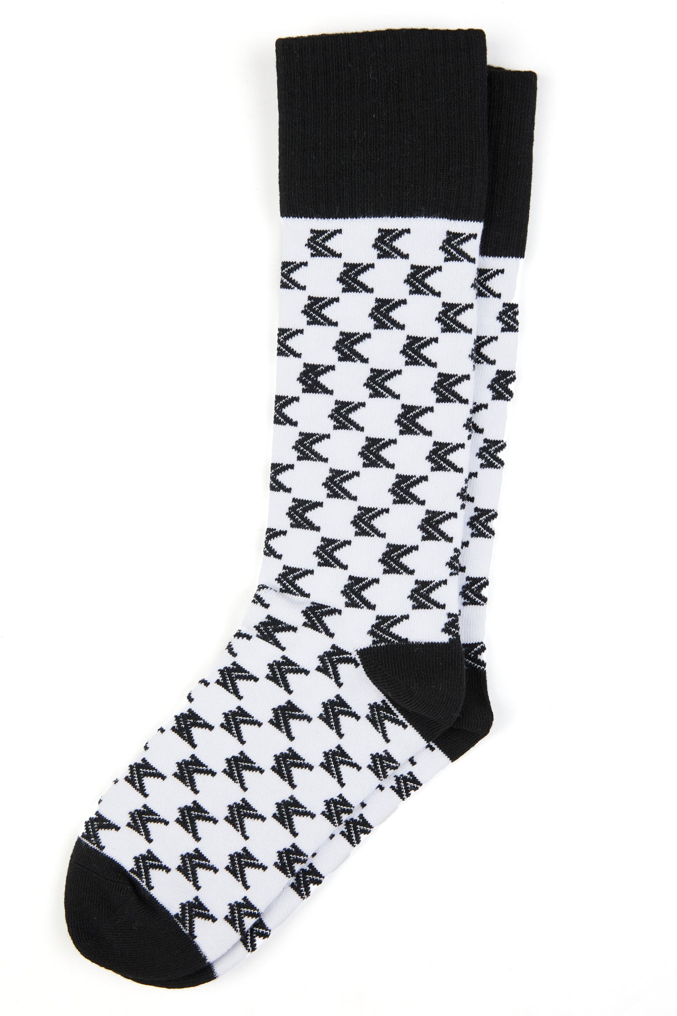 All Over Socks (White)