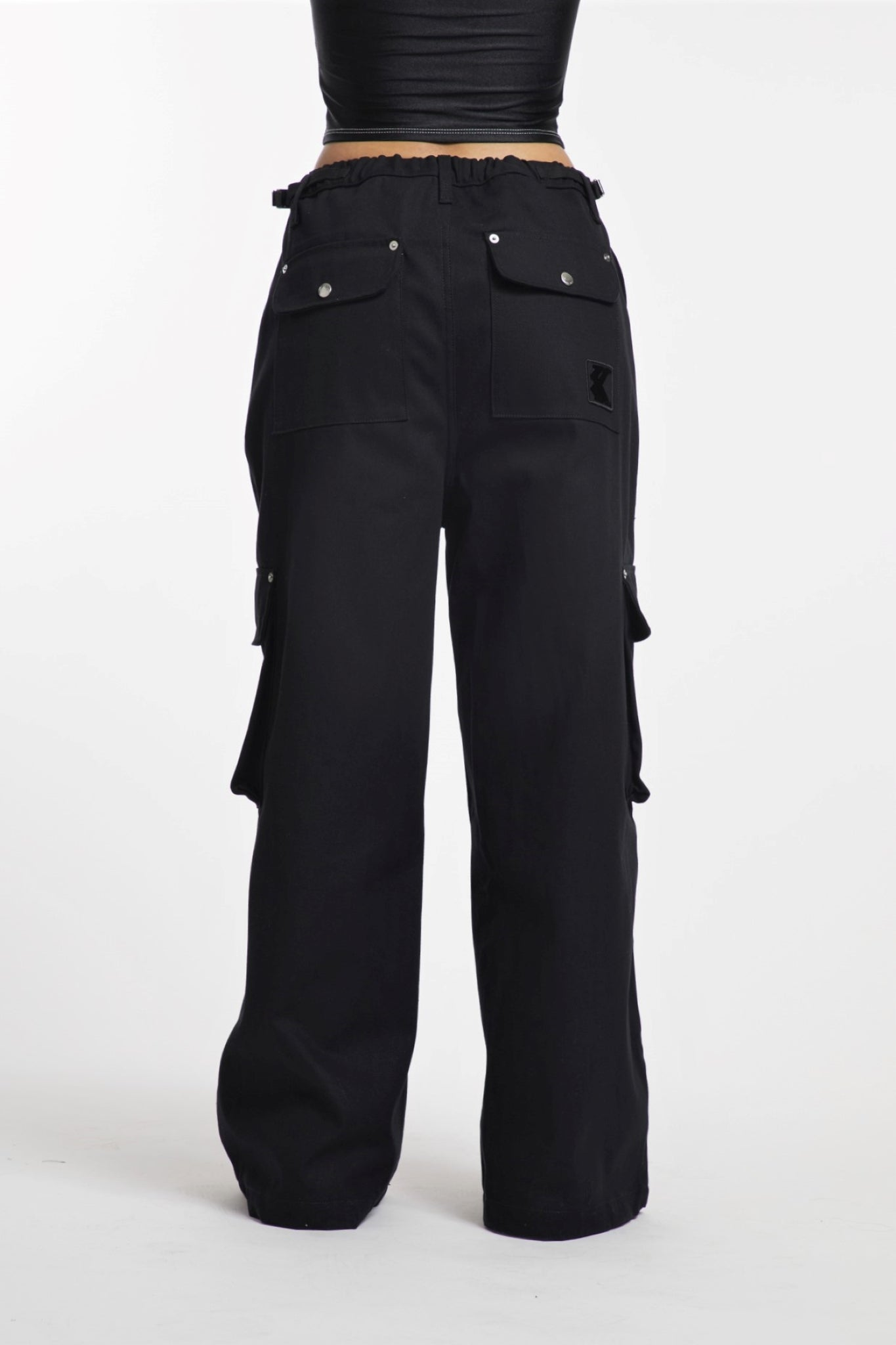 Bury Me a G Cargo Pants (Black)