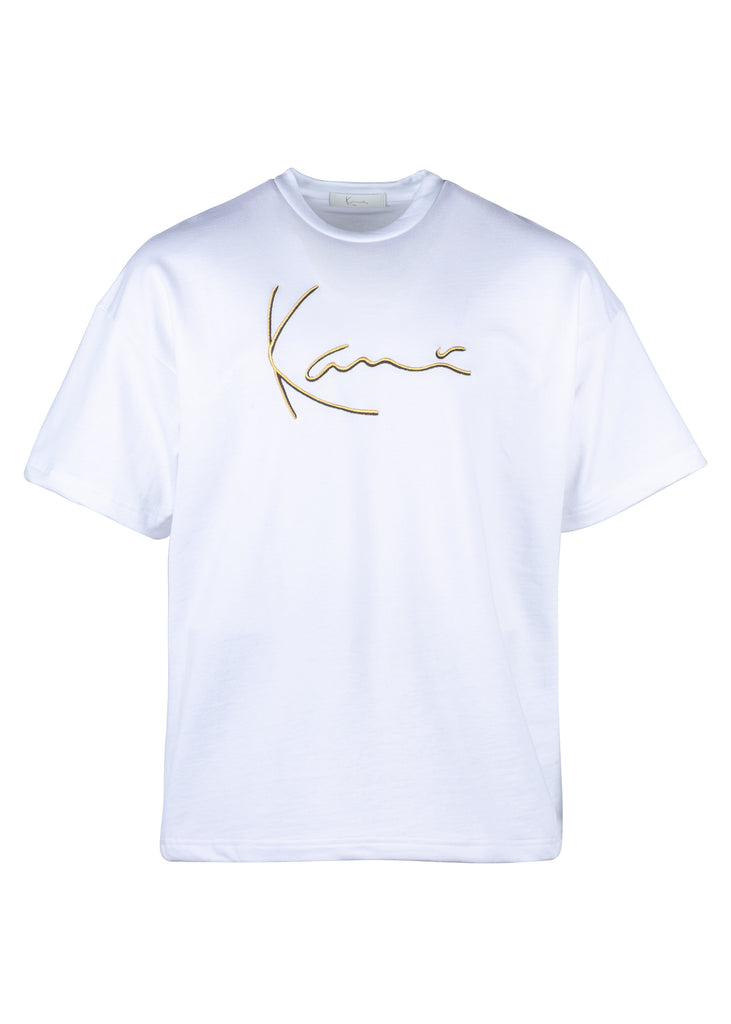Iconic Short Sleeve Tee (White)