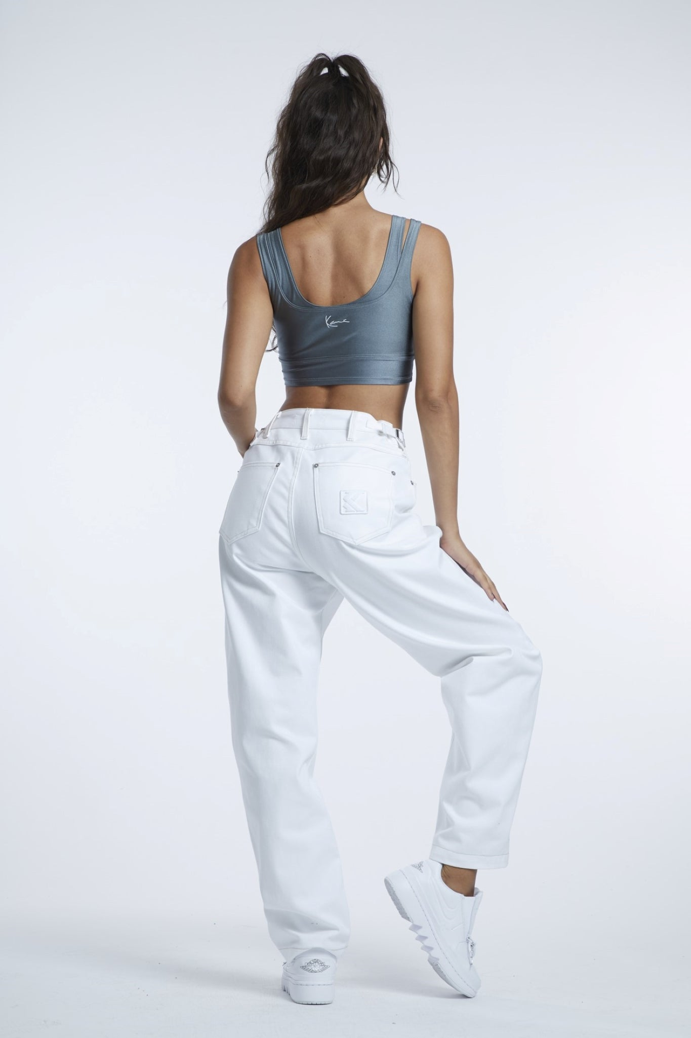 Late Night Jean (White)