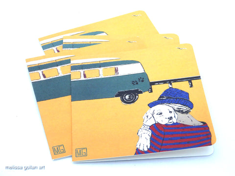 ART CARDS - 4 Pack (Unconditional)
