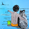 Ocean View - LIMITED EDITION Giclée Prints on Canvas