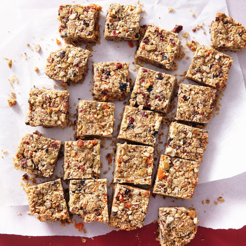 epicurious fruit & nut bar