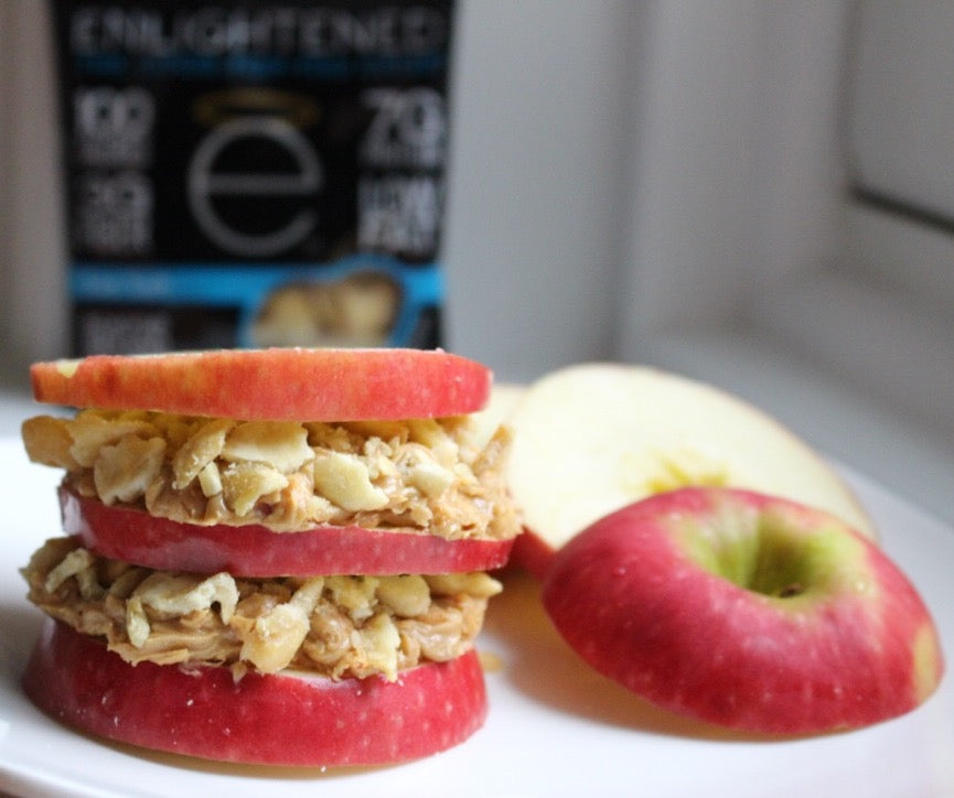 Crisp Apple Stacker | ENLIGHTENED Recipes