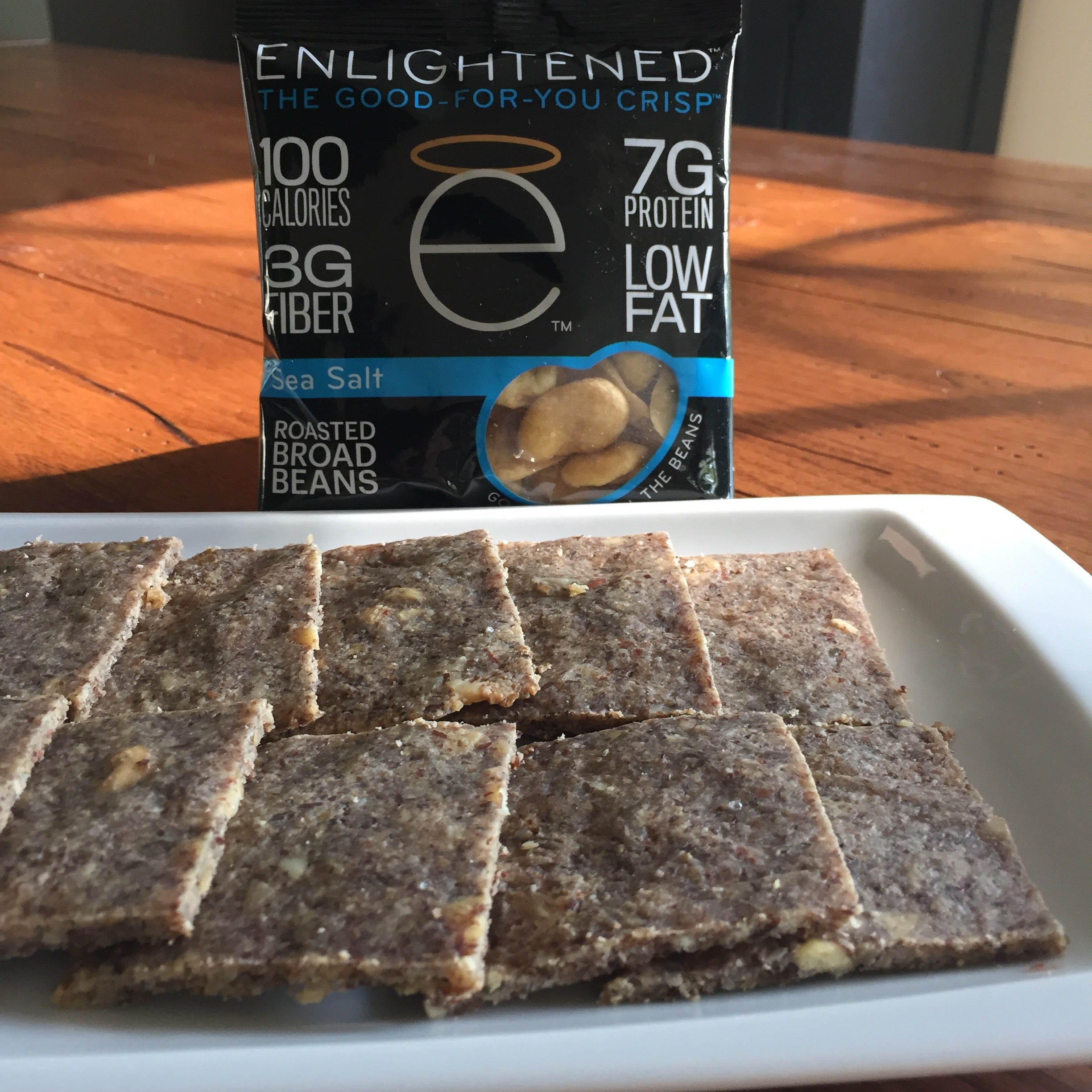 Grain-Free Power Crackers | ENLIGHTENED Recipes
