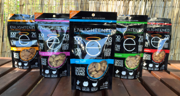 Enlightened Crisp Bags