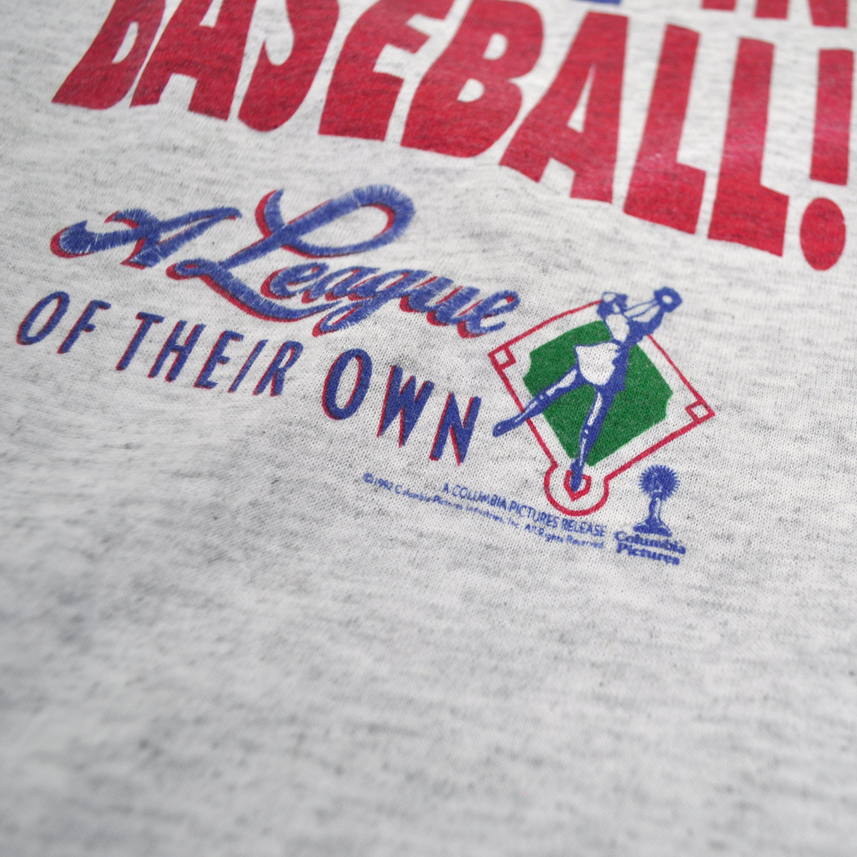 A League of Their Own - XL/TG