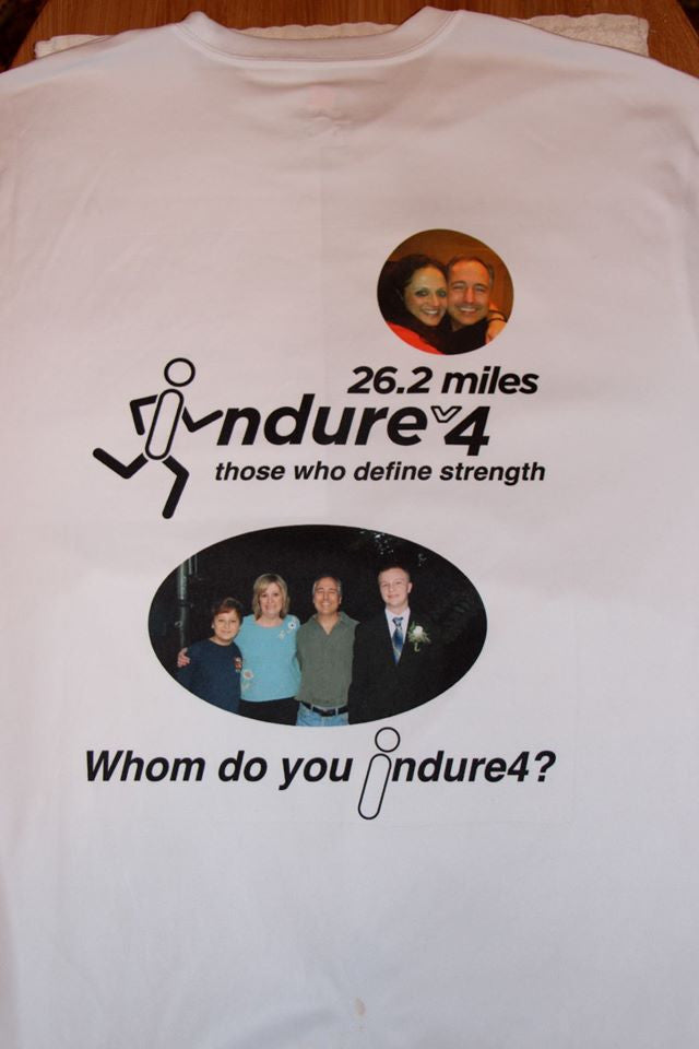 teamindure Custom T- Shirt - Picture