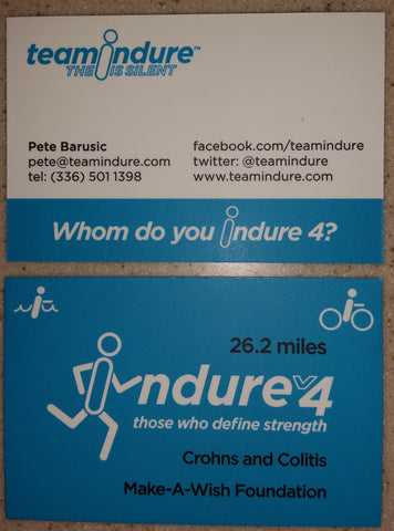 teamindure Business Cards