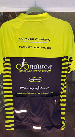 Teamindure Cycling Jersey