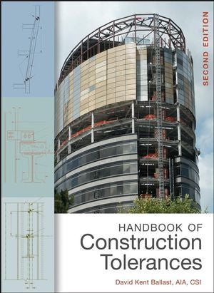 Handbook of Construction Tolerances, 2nd Edition