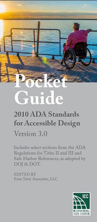 Pocket Guide: 2010 ADA Standards for Accessible Design (v. 3.0)