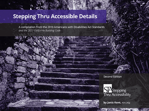 Stepping Thru Accessible Details Deluxe Edition: Print Book + eBook & Free Downloads