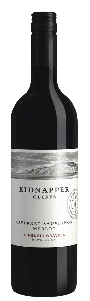 Kidnapper Cliffs / Hawkes Bay / 2013/ Cab Sauv Merlot