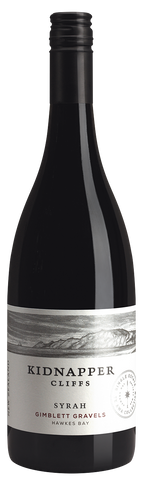 Kidnapper Cliffs / Hawkes Bay / 2013 / Syrah