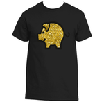 OLD SCHOOL PIGGYBANK TEE