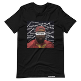 PIGGYBANK BLACK  FACE TEE