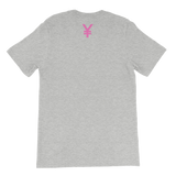 LOGO TEE HEATHER GRAY