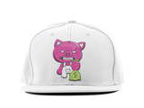 OG PIGGY HAT WHITE