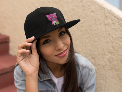 OG PIGGY BLACK HAT