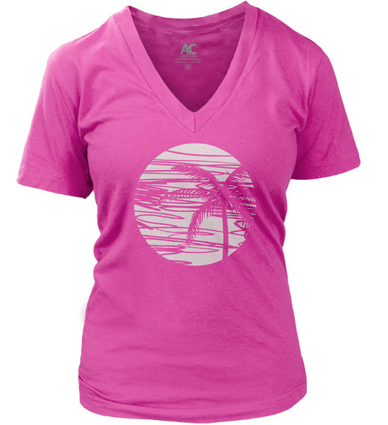 SUNSET PALMS T-SHIRT